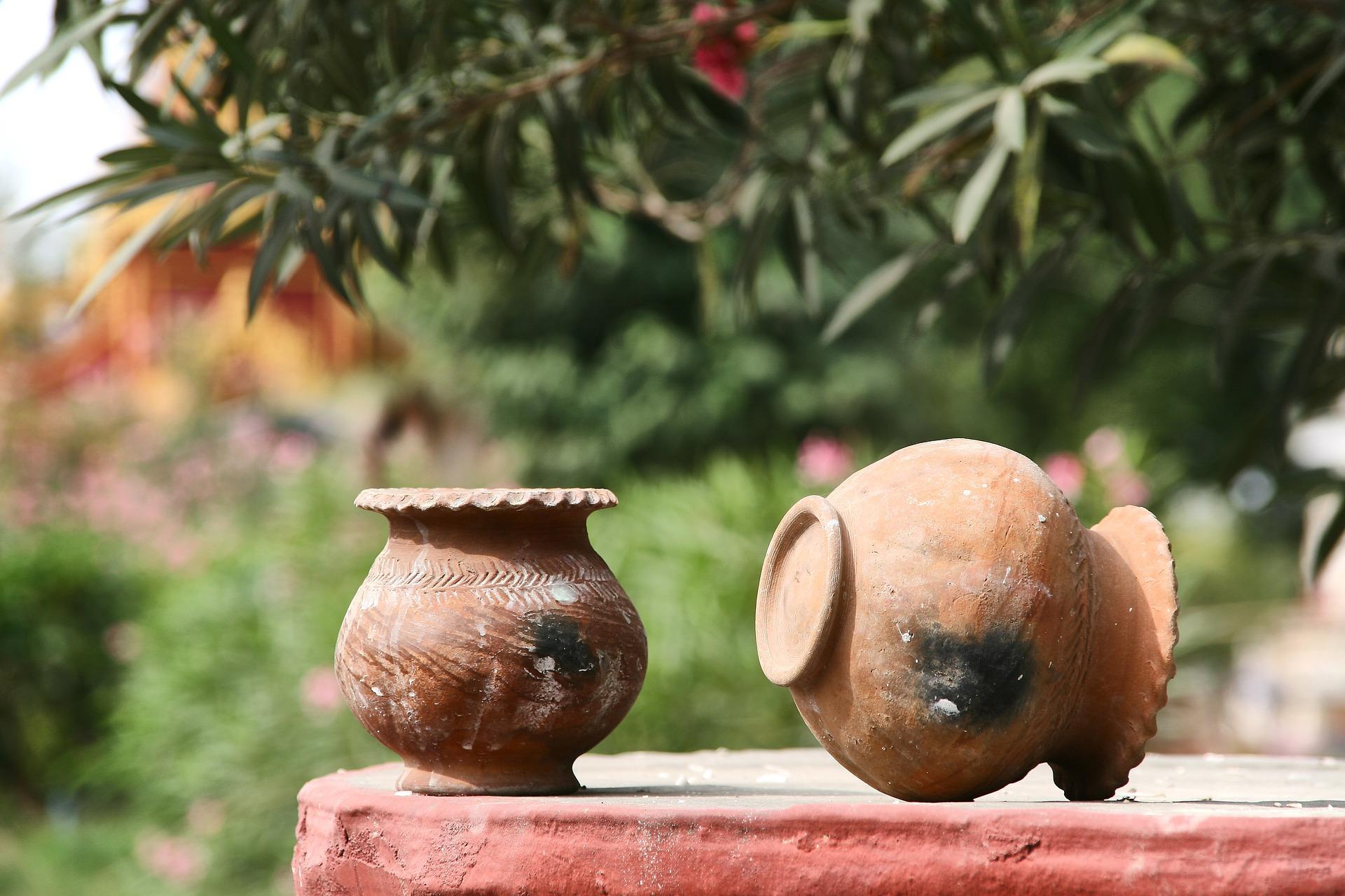 Vrtlarim uz PEVEX – sadnja u tegle nepravilnog oblika